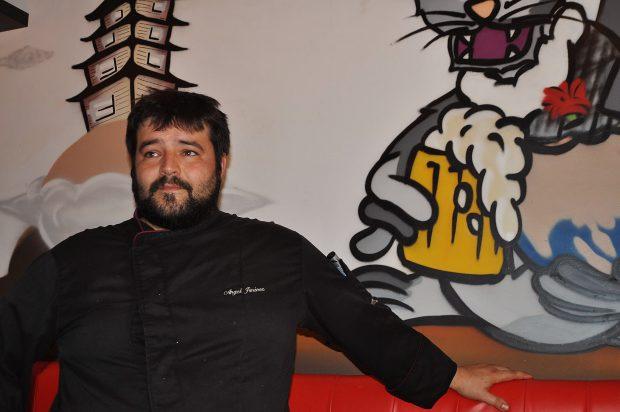Ángel Jiménez.