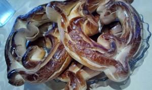 Rosquillas de palo de Tierra de Campos. Palencia