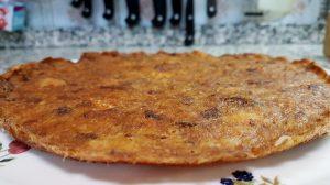 Anverso Tarta de sopas de ajo. Los 5 Mejores