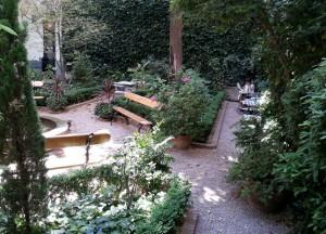 Cafe del Jardin los5mejores