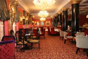 Cafetería-bar y restaurante Caffé Romano