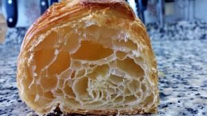 Croissant Pan Comido