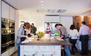 Curso de cocina en planta baja A Punto 2