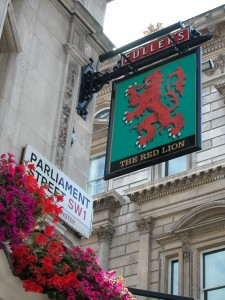 Red Lion (Parliament St.) Los 5 Mejores