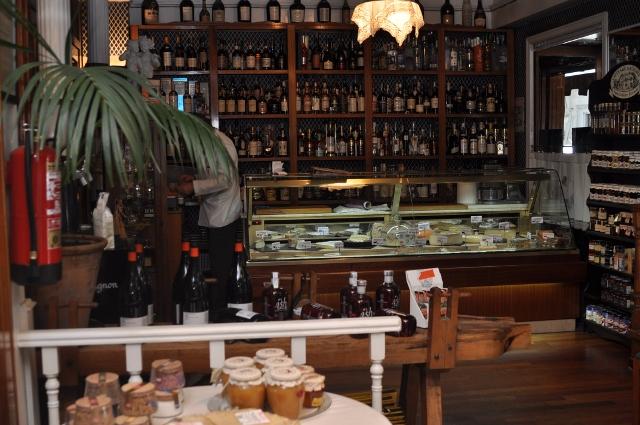 Delicatessen sur los 5 mejores - Restaurante cuenllas madrid ...