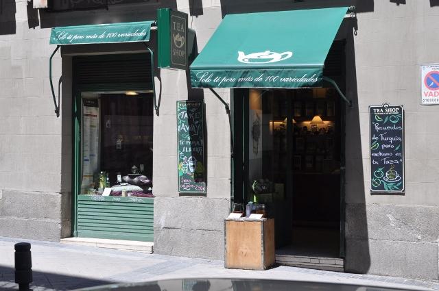 Caf y t los 5 mejores - Franquicia tea shop ...