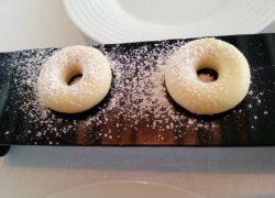 Donuts de mi cuit de Roncero La Terraza del Casino.