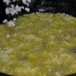 Echando la cebolla