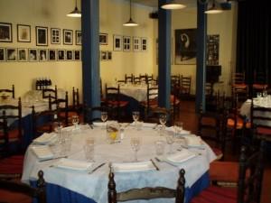 CasaPatas_Restaurante. Los 5 Mejores