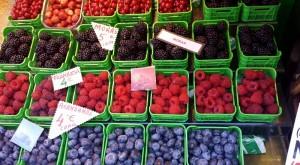 Frutas rojas GG. Los5M