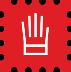 Isotipo Los 5 Mejores con sello