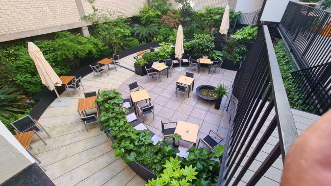 Jardín interior Atocha 107 Los 5 Mejores
