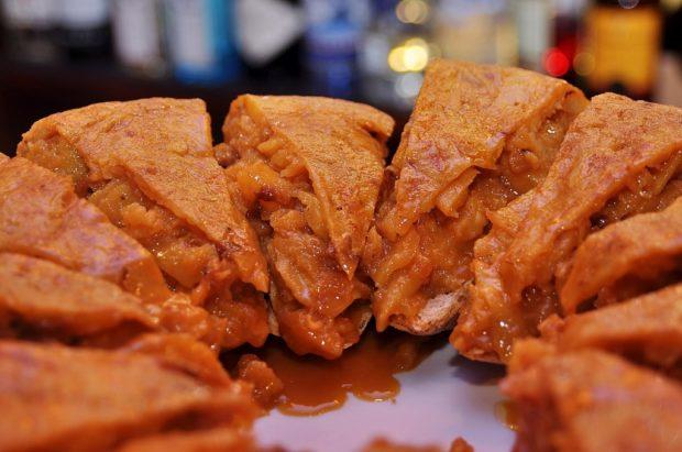 Pinchos de tortilla Juanalaloca
