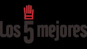 Logo de la guía gastronómica Los 5 Mejores
