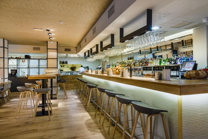 Opini n los 5 mejores for Modelos de restaurantes