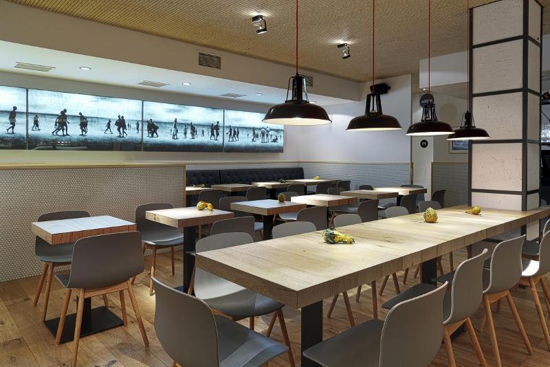 Super El nuevo modelo de restaurante. - Los 5 mejores UO62