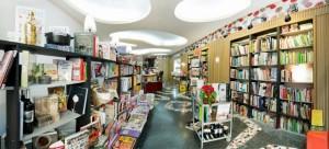 Libreria panorámica A Punto (