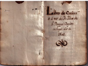 Libro de Cozina del Sr. Félix. Los 5 Mejores.