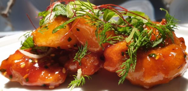 K.F.C.(Korean Fried Chicken)