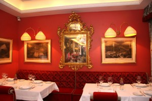 Mesas con espejo Caffé Romano