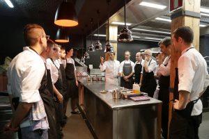 Nueva Cocina y Equipo Corral de la Morería