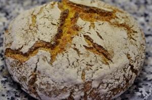 Pan de maíz. El Horno de Babette. Los 5 Mejores