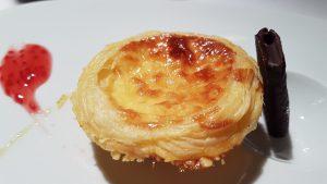 Pastel de Macao