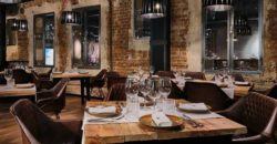 Piantado restaurante argentino. Sala