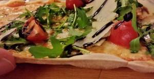 Pizza fresca Manzoni