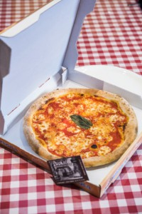 Pizza margherita1 - Lauricca