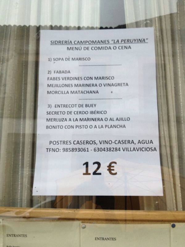 Restaurante Villaviciosa