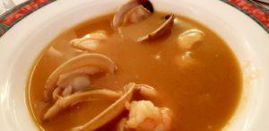 Sopa de pescado OX´s