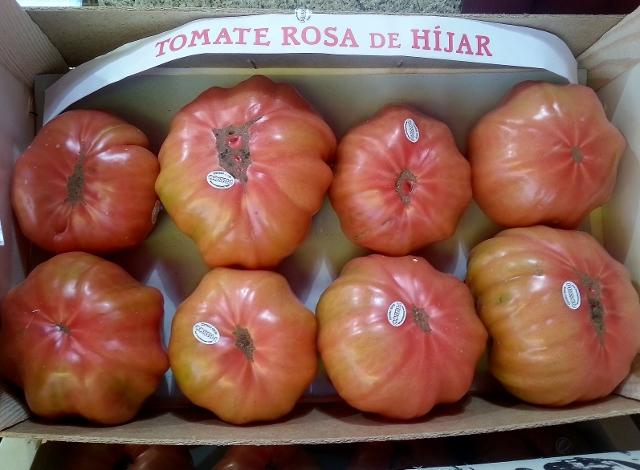 Tomates de Híjar
